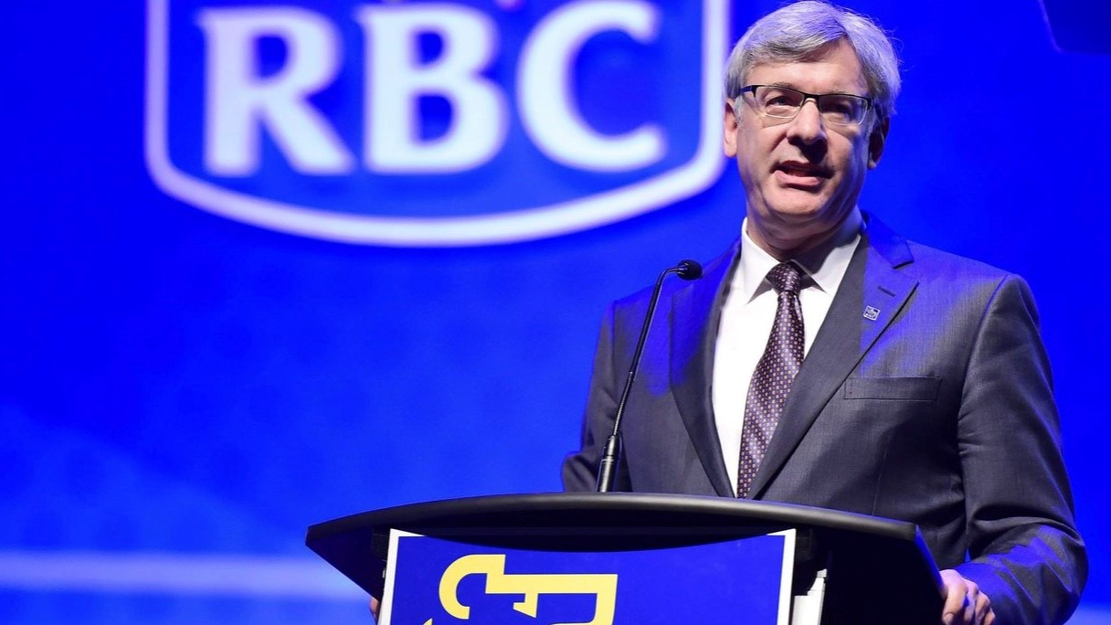 RBC experiencing slow growth sting as profit dips; chief executive warns of 'challenging' days ahead