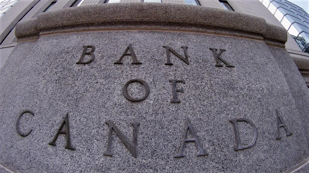 Bank of Canada keeps overnight rate target at 1¾%