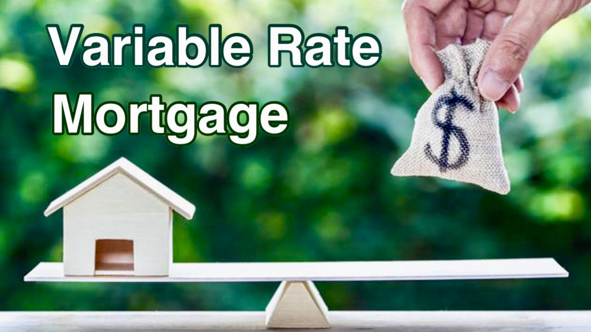 My Best Rate on Variable-Rate or Adjustable-Rate Mortgage (ARM)