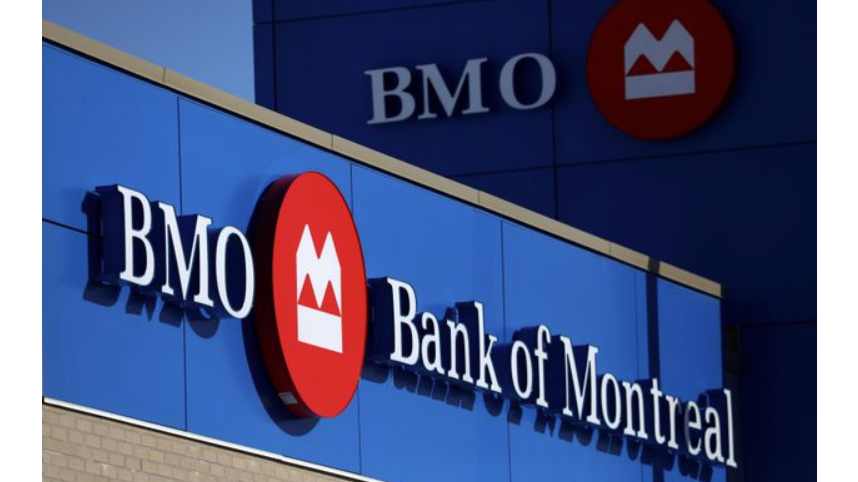 Bank of Montreal profit beats forecasts even as loan-loss provisions top $1-billion
