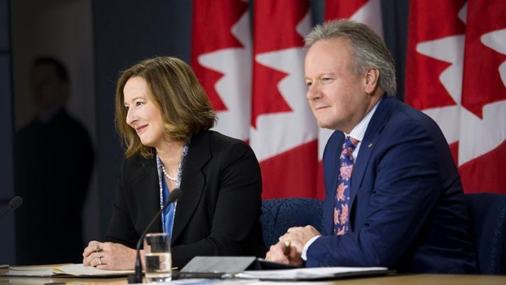 Bank of Canada holds rates steady, sees weak fourth quarter spilling into early 2020