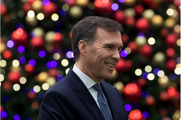 Bill Morneau's 'political minefield': The Canadian government is so broke that …