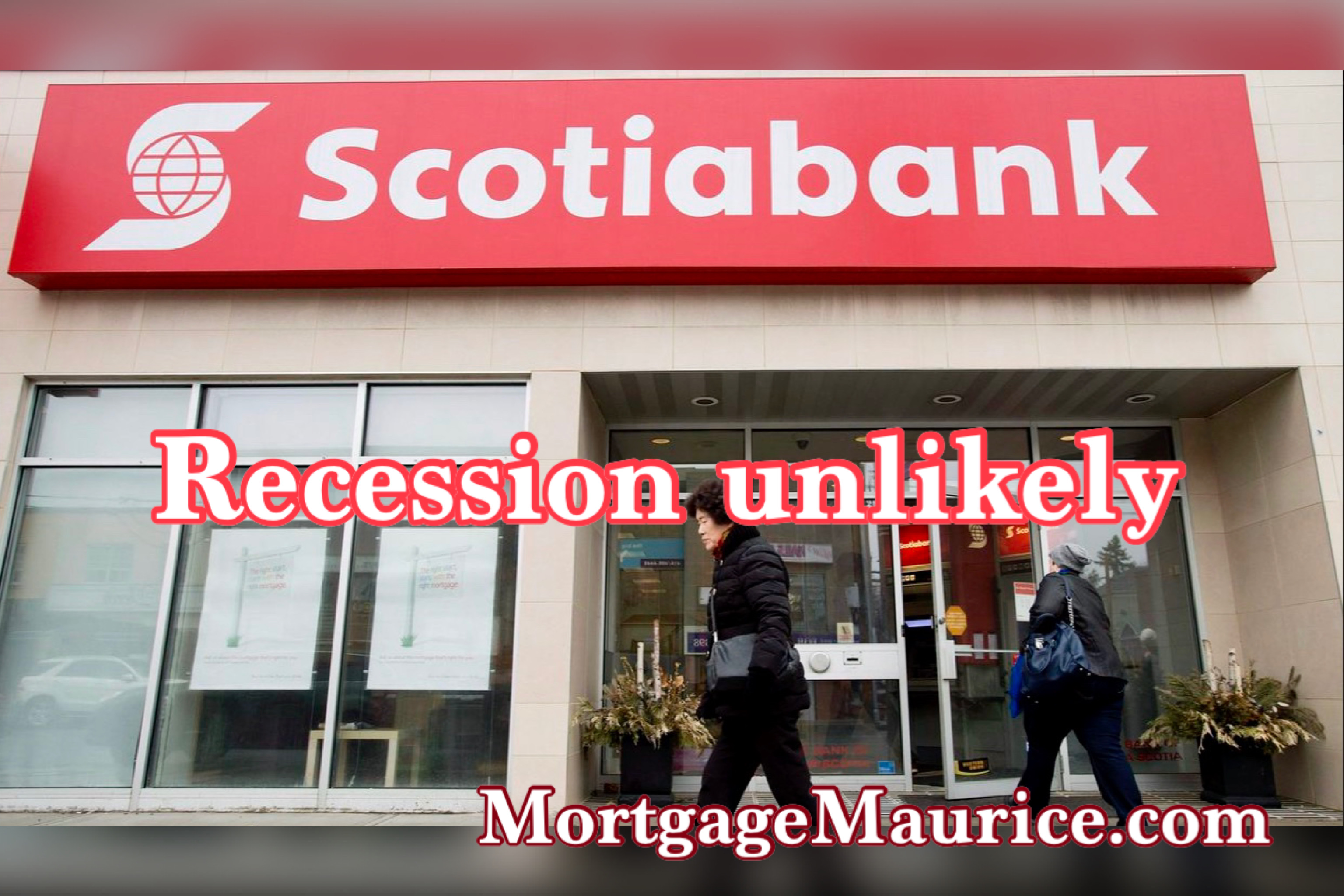 Scotiabank chief economist doubtful on recession, expects interest rate cut