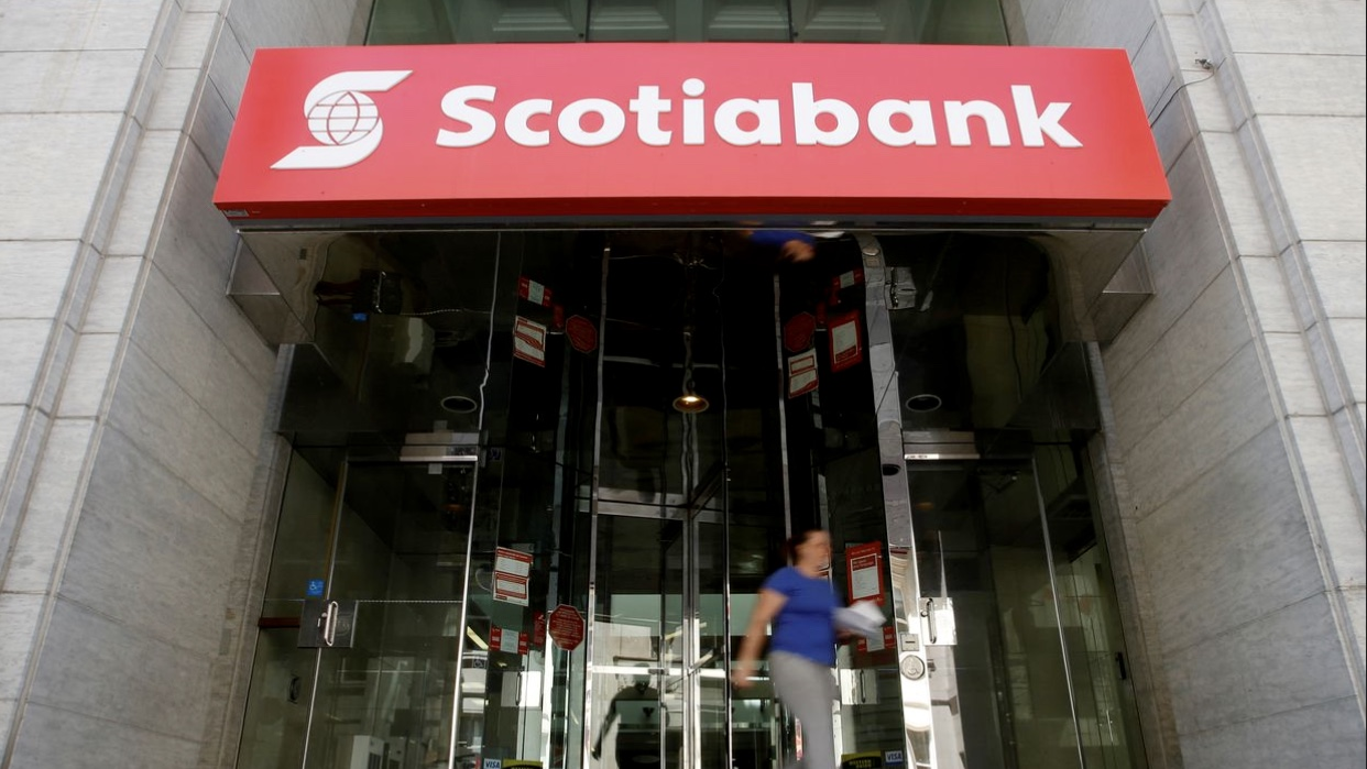 Scotiabank to record $175-million gain in first-quarter results