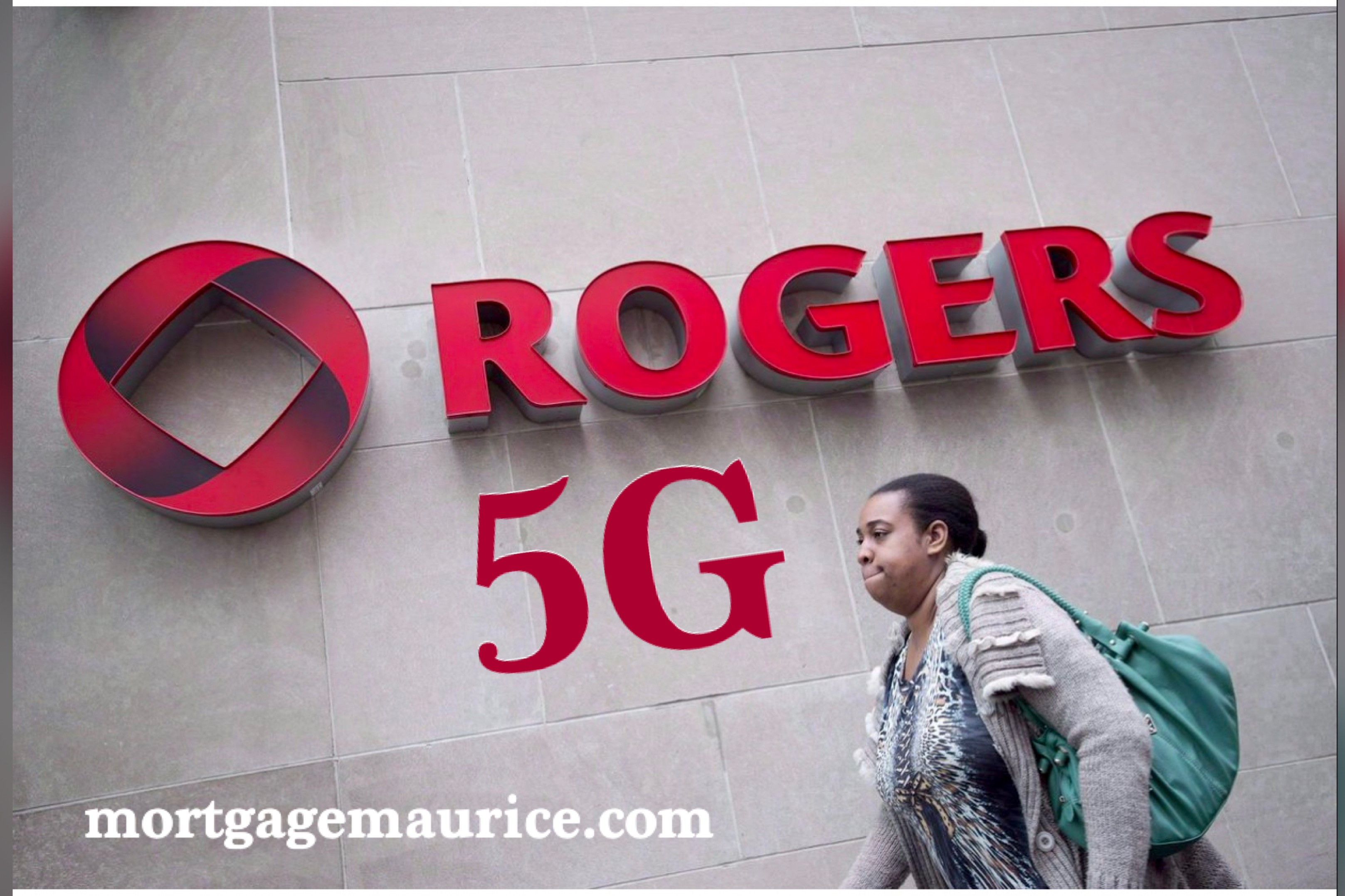 Rogers rolls out 5G wireless networks in major Canadian cities