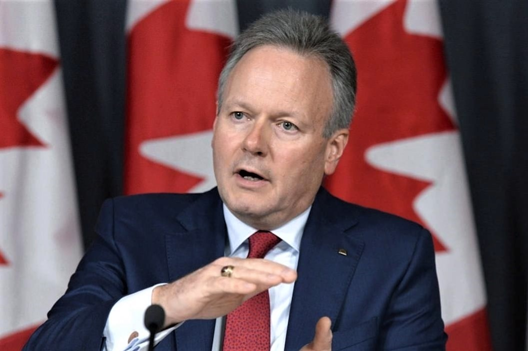 Bank of Canada Governor Stephen S. Poloz to step down in June 2020